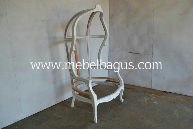 Kursi Kubah | Bagus Jati Furniture